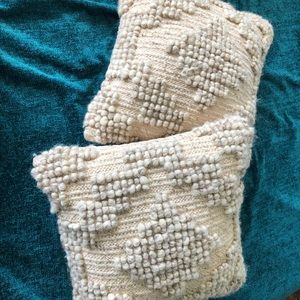 Other - Boho/Hyge accent pillows